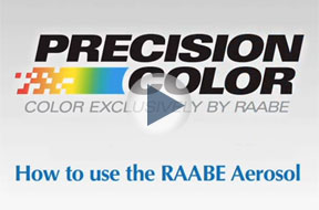 How to use Raabe Aerosol